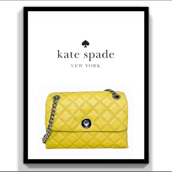 Kate Spade Medium Flap Natalia Shoulder Bag